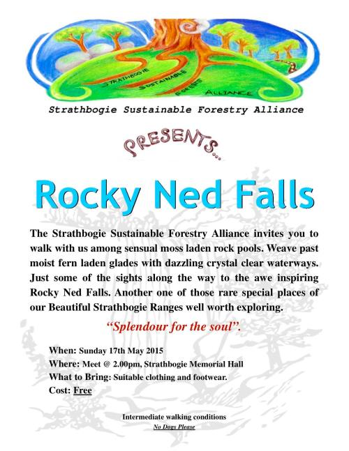Rocky Ned FallsWalk