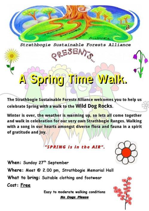 Spring walk SSF