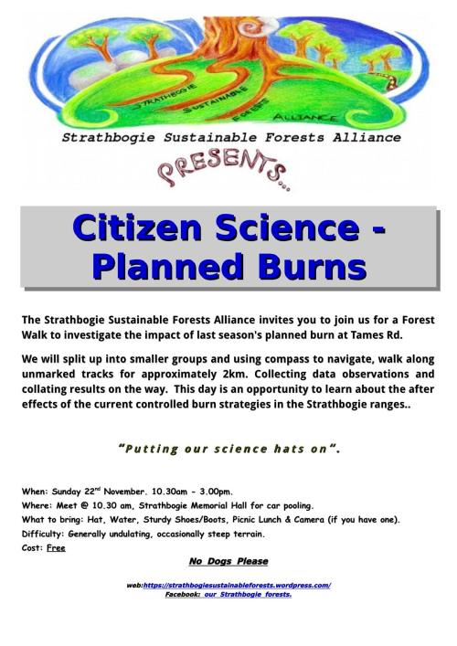SSFA Citizen Science and Data Collection Rev A